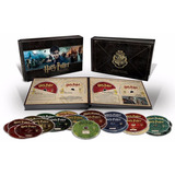 Blu Ray Harry Potter Coleccion Completa, Entrega Inmediata
