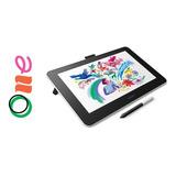 Wacom One Monitor Interactivo De Tableta Digitalizadora