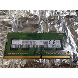 Memorias Ddr4 De 4gb 2400mhz So-dimm Samsung Para Notebook