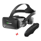 Vr Gafas Auriculares Realidad Virtual Panorámica 3d