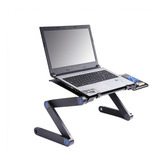 Mesa Pegable Portatil Para Notebook Con 2 Ventiladores
