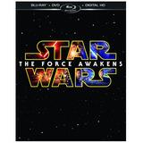 Star Wars: El Despertar De La Fuerza (bluray, Envío Gratis)