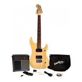 Pack De Guitarra Electrica Washburn N1, Garantia Abregoaudio