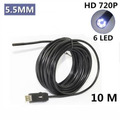 C�mara  Inspeccci�n 5.5mm Endoscopio Hd 720 Cable 10mts Nuev