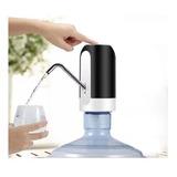 Bomba Dispensador Agua Electronico Recargable Usb Botellon