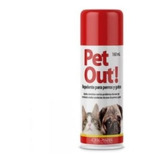 Repelente Para Gatos Y Perros/pet Out®/boxcatchile