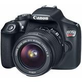 Canon Eos Rebel T6 18-55mm + Sd 16gb | Garantía