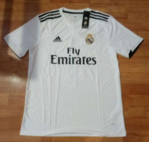 Camiseta Real Madrid  4 Sergio Ramos Modelo Local Talla L.   25000 6a03f7ec22daf