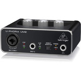 U-phoria Um2 Interfaz De Audio Usb - Behringer