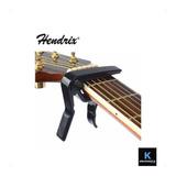 Cejillo Capotraste De Aluminio Para Guitarra / K
