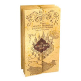 Mapa De Merodeador Harry Potter Escuela Hogwarts