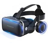 Shinecon 6.0 Bluetooth Headset Vr Gafas Vr Gafas 3d Caja