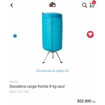 Secadora De Ropa  Azul