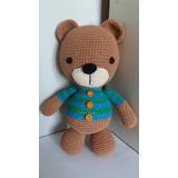 Osito Crochet (amigurumi)
