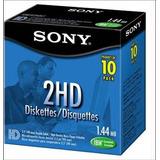 Caja De Disquetes Sony Nuevas