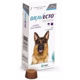 Bravecto 20 A 40 Kg. Envío Gratis Todo Chile Braloy Mascotas