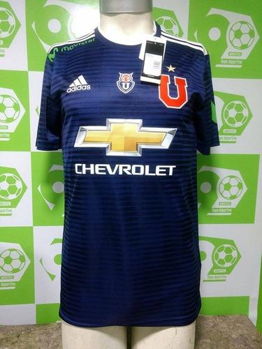 37e86ba94 Camiseta U. De Chile 2018 adidas Nueva Local Y Visita