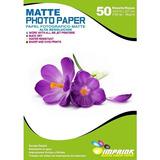 Papel Foto Alta Resolucion Matte A4 De 180gr/50 Hojas