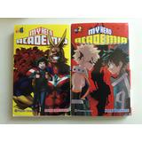 My Hero Academia Pack  Nº 01 Y  02 Boku No Hîrô Akademia
