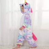 Pijamas Unicornio Kigurumi Adulto Y Niño
