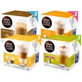 Pack 12 Cajas Nescafé Dolce Gusto  Mix Café Lacteados