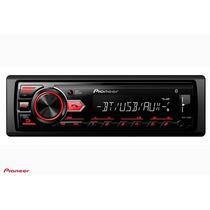 Radio Pioneer Con Bluetooth Mvh-295bt