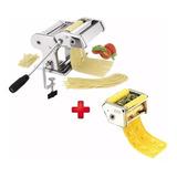 Maquina Para Hacer Pasta + Ravioles+ Amasador 3 En 1