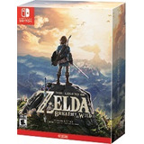 Nintendo Switch + Zelda Special Edition - Sniper Game