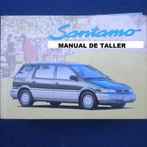 Manual De Taller Hiunday Santamo 1998-2002
