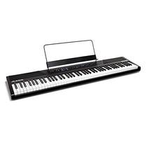 Piano Digital Para Principiantes Alesis Recital 88-teclas