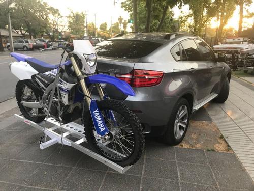 4d5325665cc Portamotos Aluminio porta Motos rampa De Enganche Americanos
