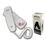 Teléfono Pared O Escritorio Blanco Puntostore L300