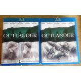 Outlander - Temporadas 1 & 2 Blu Ray + Episodios T. 3 En Hd