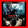Pack Resident Evil 4 + Code Veronica X01 Ps3 Caja Vecina segunda mano  Coquimbo