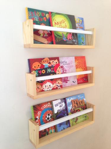 Repisas Flotantes Infantiles.Libreros Y Bibliotecas Melinterest Chile