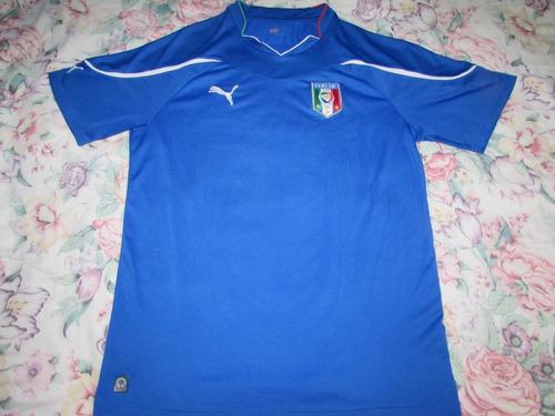 Camiseta Selección Italia Puma c7d50b9891561