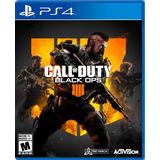 Call Of Duty: Black Ops 4 - Ps4 - Juego Fisico - Mundojuegos