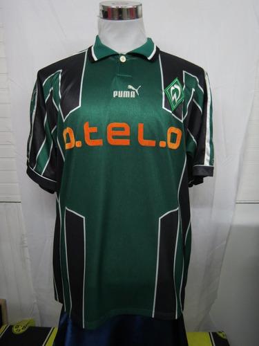 Camiseta Werder Bremen Año 1999 Talla Xl c83bf5278a0ce