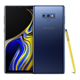 Samsung Galaxy Note 9 128gb/6gb Somos Msf Sale