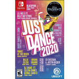 Just Dance 2020 -juego Fisico - Nintendo Switch - Sniper.cl