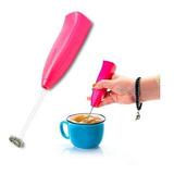 Mini Batidor Revolvedor De Cafe Y Espuma Leche