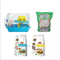 Kit Jaula Para Hamster Y Ratas Pethome Chile