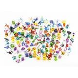 72 Figuras Pokemon 2 A 3 Cm Incluye 3 Pikachu / Happy Store