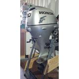 Honda Fuera De Borda 20hp 4 Tiempos + Hélice Repuesto