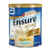 Ensure Advance 850gr (vainilla, Frutilla, Chocolate)