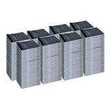 Caja Plastica Cd Single 10.4 Mm Pack 100 Un. Calidad Premium