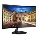 Monitor Gamer Curvo 24  Samsung C24f390 Fhd
