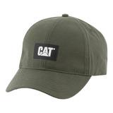 Jockey Hombre Logo Tech Hat Verde Cat