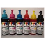 Tinta Imprink Dye Coreana Para Todas Impres Epson 100ml