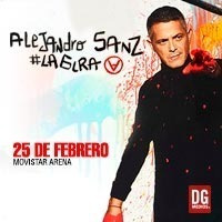 Entradas Alejandro Sanz 2020   Tribunas